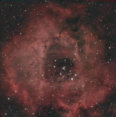 Rosette Nebula St APP