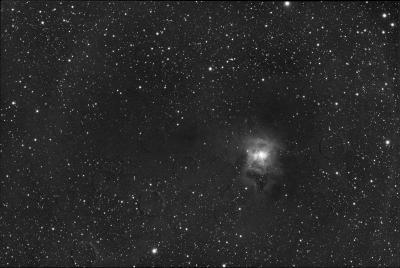 Iris Nebula LUM St