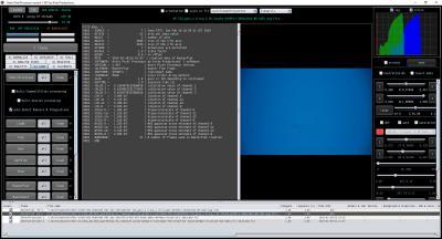 Flat master debayered info IC434