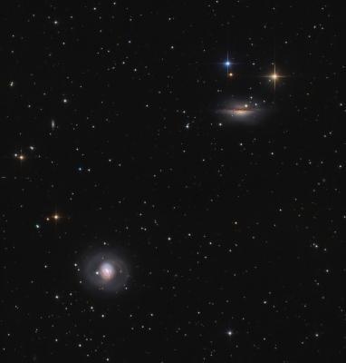 m77+NGC1055