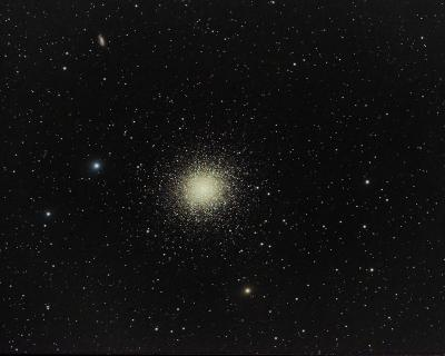 M 13 Great Globular Cluster in Hercules   6.8M
