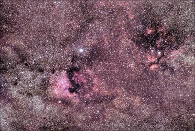 NGC7000 2