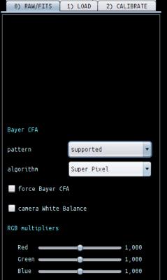 Debayer Algorithm Set To Super Pixel