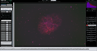 No Green Channel Star Color Calibration is not possible