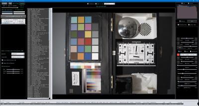 linear Camera White Balance data autoStretch