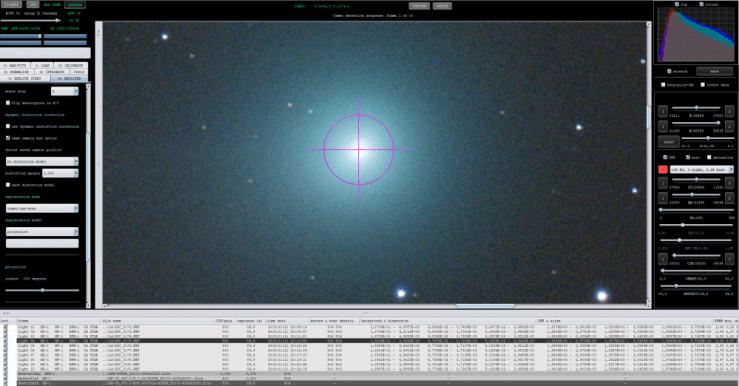 Improved Comet Alignment