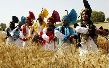 Baisakhi 2016 is on April 14.