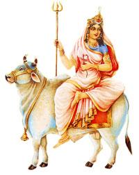 Image result for mahagauri