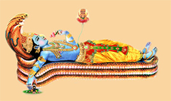 On PapanKusha Ekadashi in 2015, worship Lord Padmanabha and earn his blessings