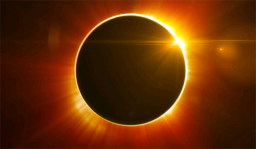 Surya Grahan or solar eclipse in 2014 will not be visible in India.