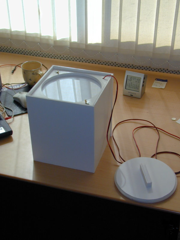 Light Box For Ccd Flats