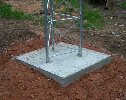 Yagi Using A Pvc Pipe For Mast Antenna Build Exactly To The Plans