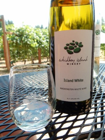 Whidbey Island Winery makes a wide variety of excellent red and white wines.