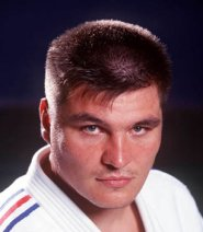 French Olympic judoka champion David Douillet