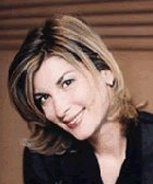 Actress and humorist Michèle Laroque