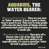 aquarius the water bearer