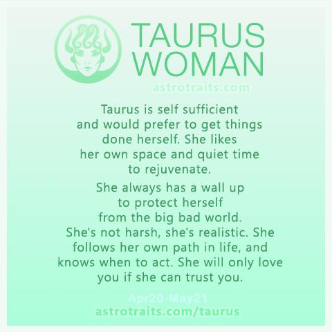 Taurus Woman Quotes 2
