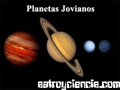 Planetas jovianos