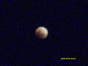 Eclipse de Luna, Por Jose Luis Rodríguez