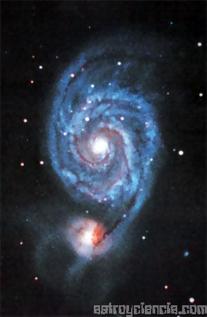 Galaxia del Remolino (M81)