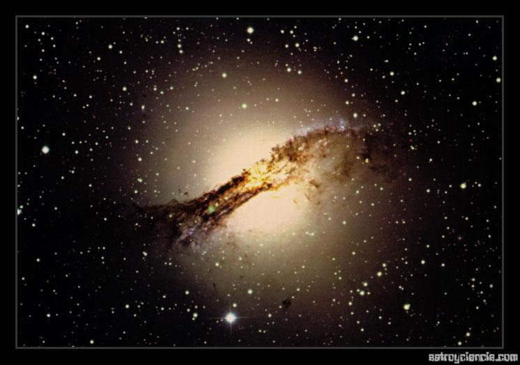 Galaxia Centaurus A