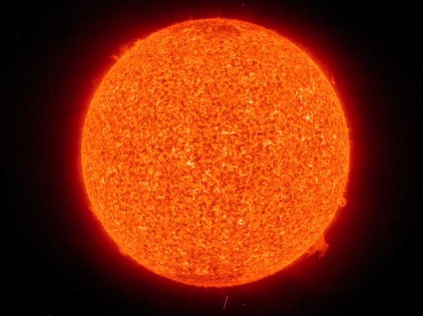 El Sol presentará una baja actividad en los próximos años