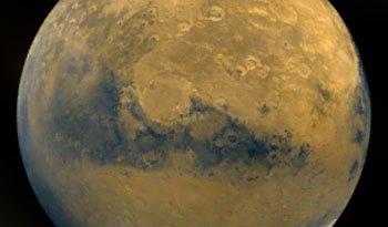 El color de Marte