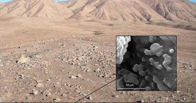 ¿Oasis en Marte? ¿Sería posible?