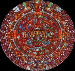 Medida del tiempo en la cultura Mesoamericana