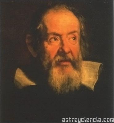 Retrato de Galileo