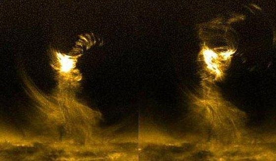 tornado solar