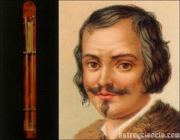 Torricelli, inventor del barómetro