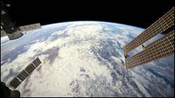 Vistas de la Tierra desde la EEI