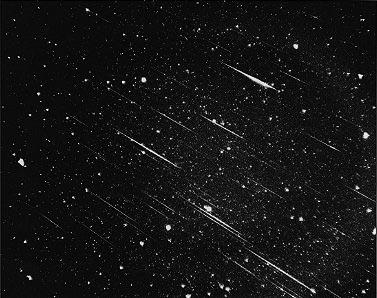 Lluvia de estrellas: Leónidas 1966