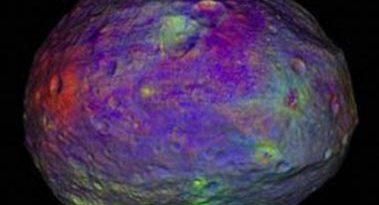 Imagen psicodélica de Vesta