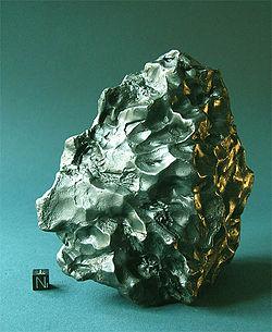 250px-Sikhote_Alin_Meteorite