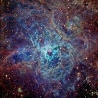 Las nebulosas más activas de la Galaxia