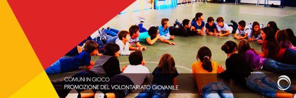 promozione del volontariato giovanile