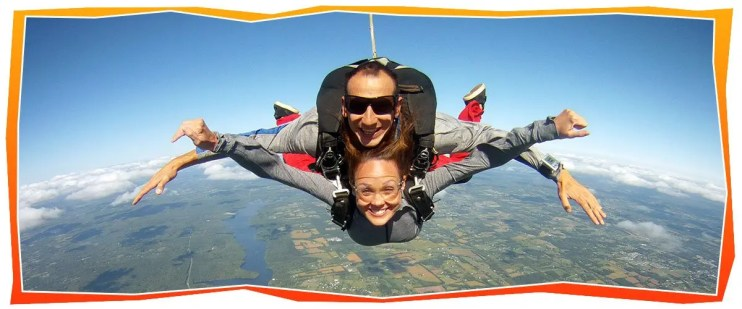 Adventure Skydiving Tennessee Testimonials
