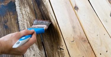 Colorations, patines et finitions du bois