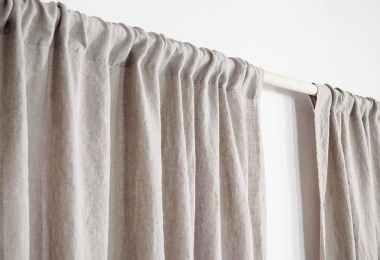 Comment bien choisir ses rideaux en lin