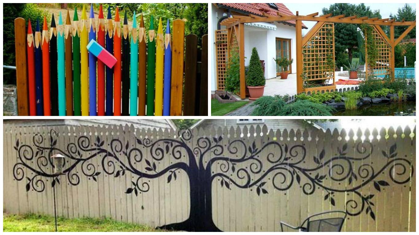 jardin originales bricolage