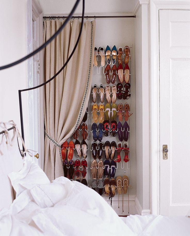 11 idees de rangement chaussure geniales