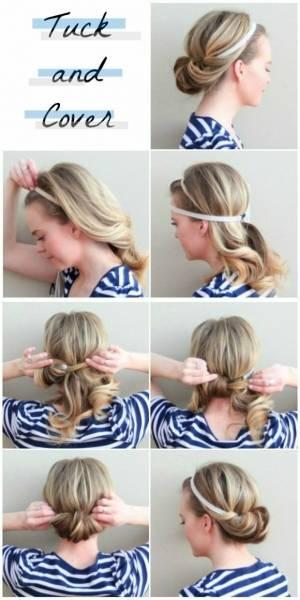 minutes pour les filles aux cheveux longs