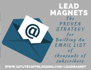 LEAD MAGNETS The proven strategy 5