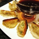 Pork and Shrimp Gyoza