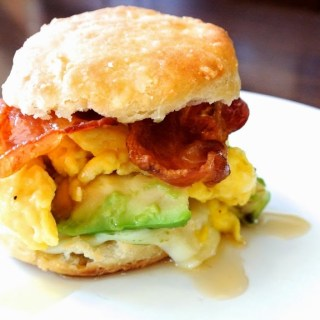 Buttermilk Biscuit Breakfast Sandwich