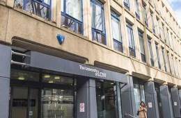 University of Law - main entrance. London