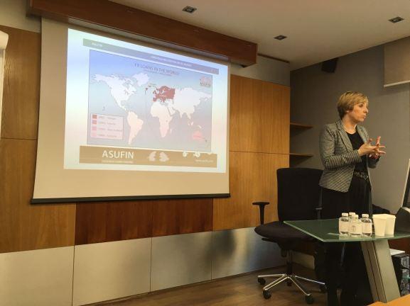 Patricia Suárez, presidenta de ASUFIN es ponente en un curso de Hipoteca Multidivisa en el ICAM