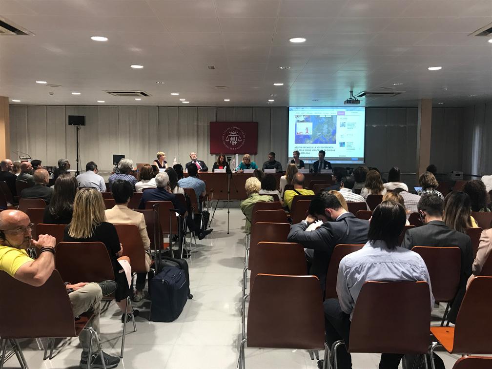ASUFIN celebra sus 10 años con una jornada en Barcelona
